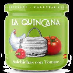 Salchichas con Tomate