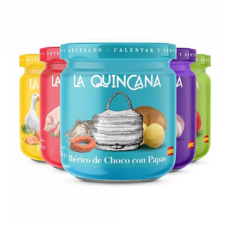 Pack Degustación la Quincana