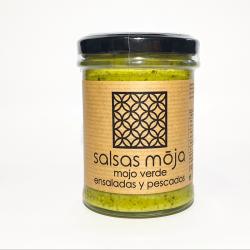 Mojo Verde 190 Gr  Salsas Moja Sevilla