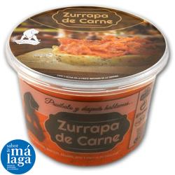 Zurrapa de Carne en Manteca Colora 500 gr