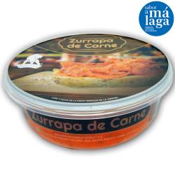 Zurrapa de Carne en Manteca Colora 250 gr