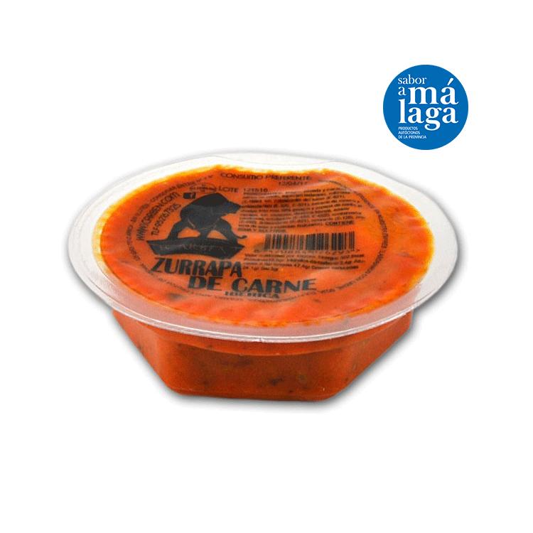 Zurrapa de Carne en Manteca Colora 125 gr