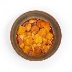 guisos patatas riojana