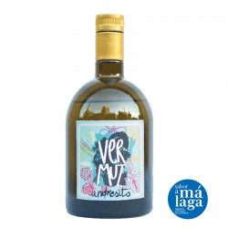 Andresito Vermouth 75 cl. Bodega el Niño de la Salina. Fontalba Capote