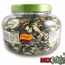 Coctel Mix 100% Natural Expositor 10 Und. x 45 Gr. Frutos Secos Reyes