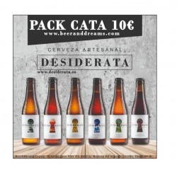 Pack Cata Desiderata. Beer and Dreams Company