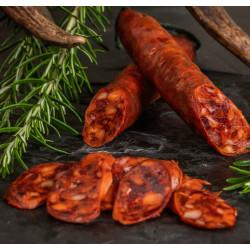 Chorizo De Ciervo Al Romero