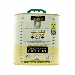 AOVE CASTILLO DE TABERNAS GREEN OLIVE DEL DESIERTO