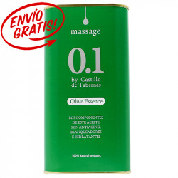 Aceite para masaje 0.1 Olive Essence Massage