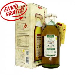 AOVE CASTILLO DE TABERNAS GREEN OLIVE DEL DESIERTO BOTELLA MAGNUM