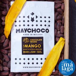 Chocolate 70% Cacao Origen Perú con Mango