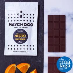 75% Cacao R. Dominicana con AOVE de Finca de la Torre con Naranja
