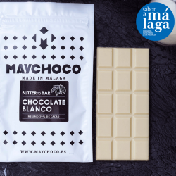 Chocolate Blanco Mínimo 39 % Manteca `Butter to Bar´