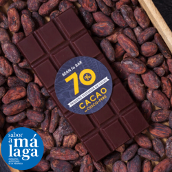 Chocolate 70% Cacao Origen Cusco, Perú 50