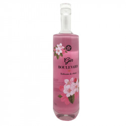 Gin Boulevar Strawberry 700 Ml