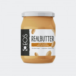 CREMA 100% CACAHUETE – REAL BUTTER