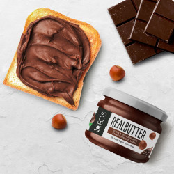 CREMA CACAO Y AVELLANA – REAL BUTTER