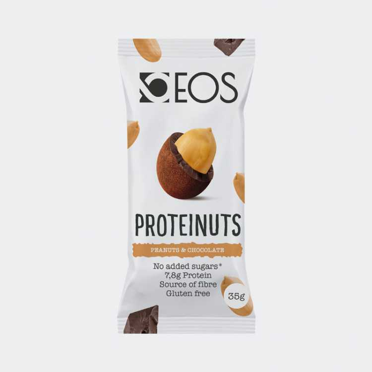 Proteinuts - Peanuts with Chocolate High in Protein