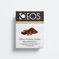 WHEY PROTEIN SHAKE CHOCOLATE