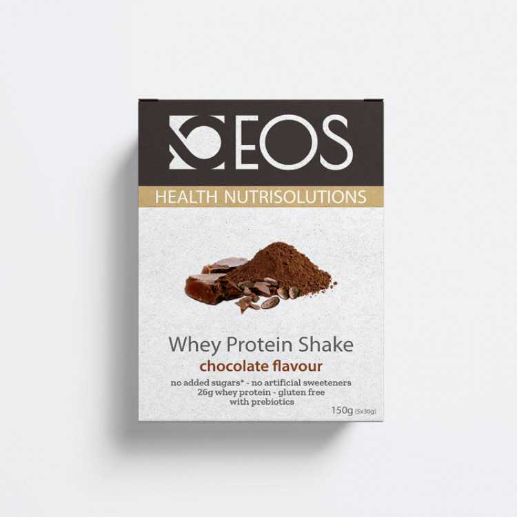Whey Protein Share Chocolate