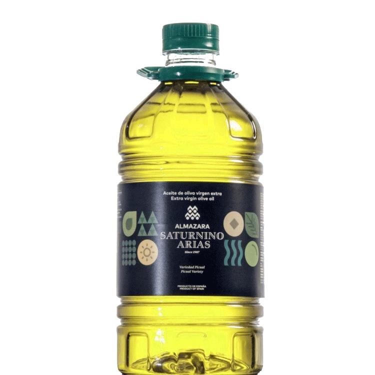 Premium Oil 2L Picual Unfiltered