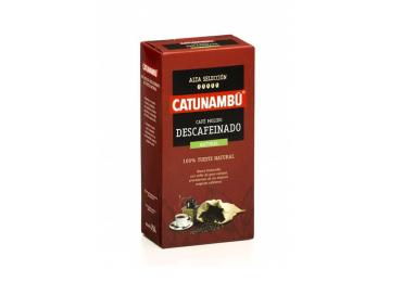 CAFÉ MOLIDO DESCAFEINADO Catunambu