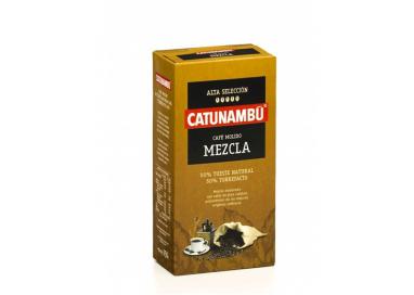 CAFÉ MOLIDO MEZCLA CATUNAMBÚ