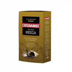 CAFÉ MOLIDO MEZCLA CATUNAMBU 400GR
