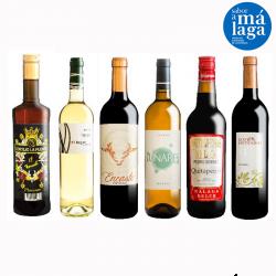Lote 6 Vinos de Malaga