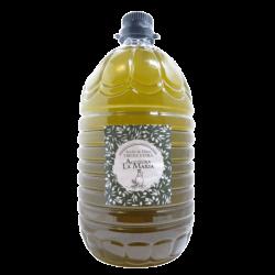 Aceite de Oliva Virgen Extra 5ltr. Pet Nueva Cosecha