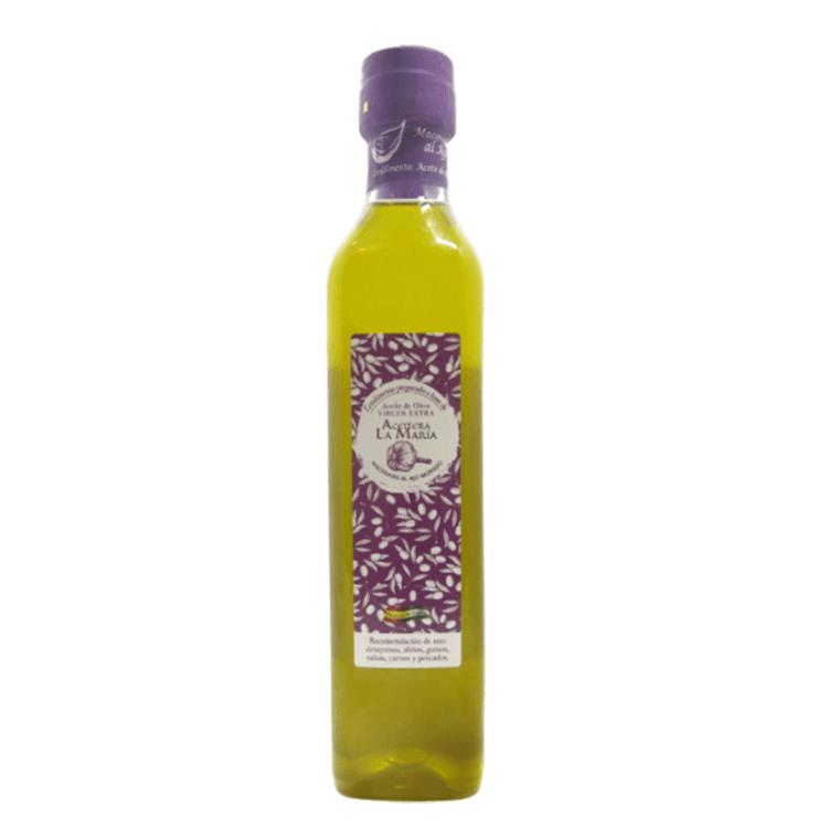 Aceite de Oliva Virgen Extra al Ajo Morado 50cl. pet