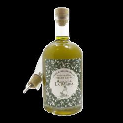 Aceite de Oliva Virgen Extra Cristal 50 cl. con Vertedor Metalico Nueva Cosecha