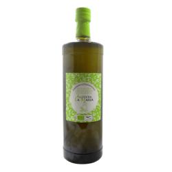 Aceite de Oliva Virgen Extra Ecológico 1 ltr. Cristal Nueva Cosecha