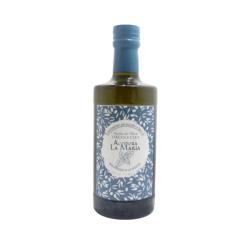 Aceite de Oliva Virgen Extra Menta 50cl. Cristal