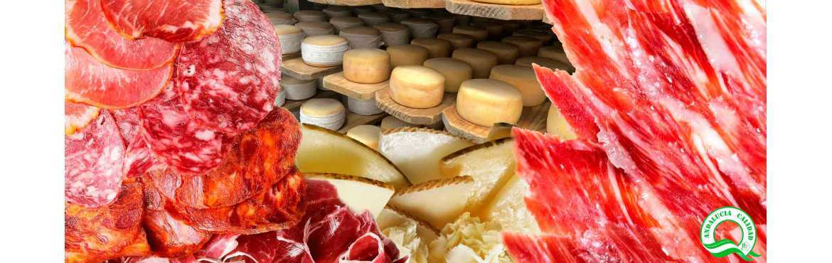 Hams, Cured Meats & Cheeses